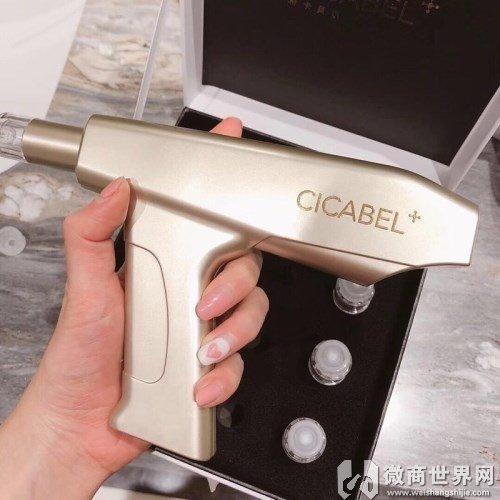 希卡贝尔美颜枪的功效是什么?怎么用的?效果好吗?