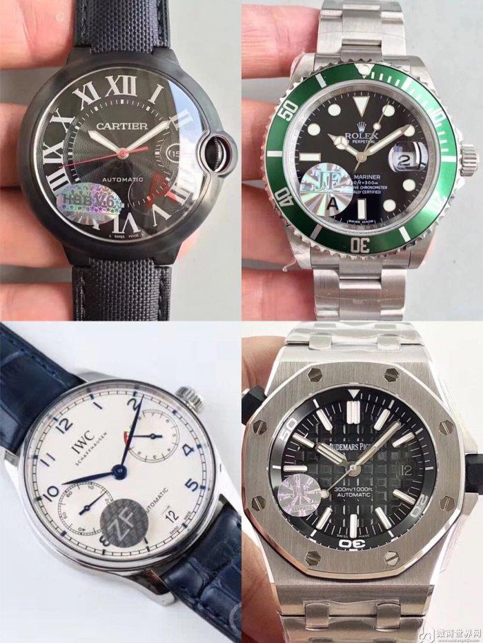 高仿手表复刻手表高仿劳力士N厂绿水鬼货到付款