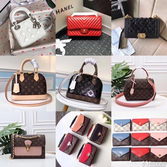 顶级原单奢侈品包包工厂一手货源批发支持货到付款