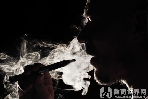 微商卖电子烟违法吗,是收割流量还是涉嫌传销?