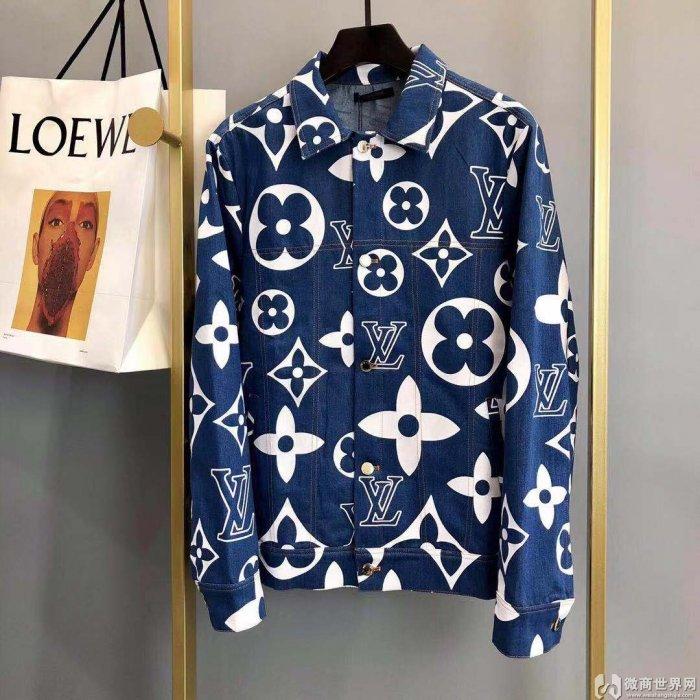 蓝卡贸易供应高仿原单奢侈品男装 工厂货源批发