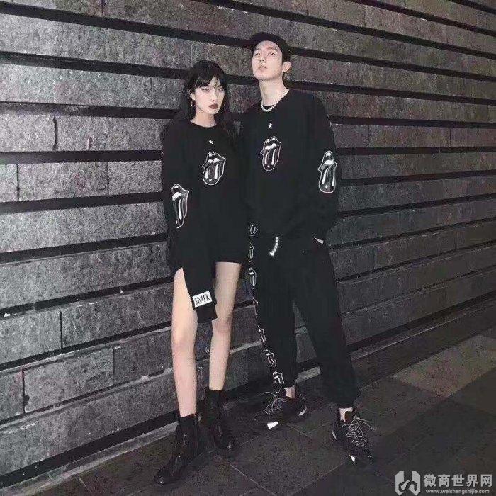 广东高仿男装生产厂家直销潮牌专柜a货一手货源