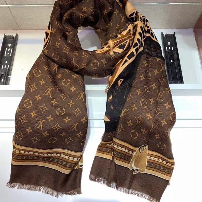 全球最頂級奢侈品圍巾貨源,正品原單代購品質