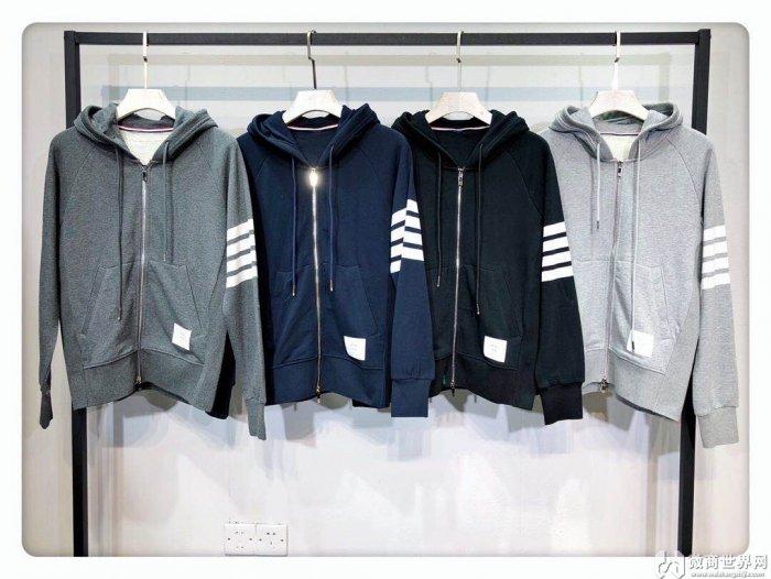 东莞大牌工厂一手原单高品质男装代发潮牌服装