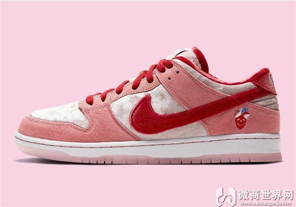 2020情人节SB DUNK什么时候发售,莆田鞋在哪里可以买