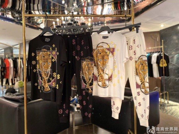 广州最大的服装批发市场一比一奢侈大牌男装