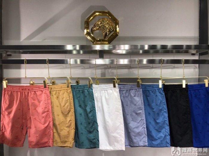 广州蓝卡服饰供应一比一高档奢侈品男装货源