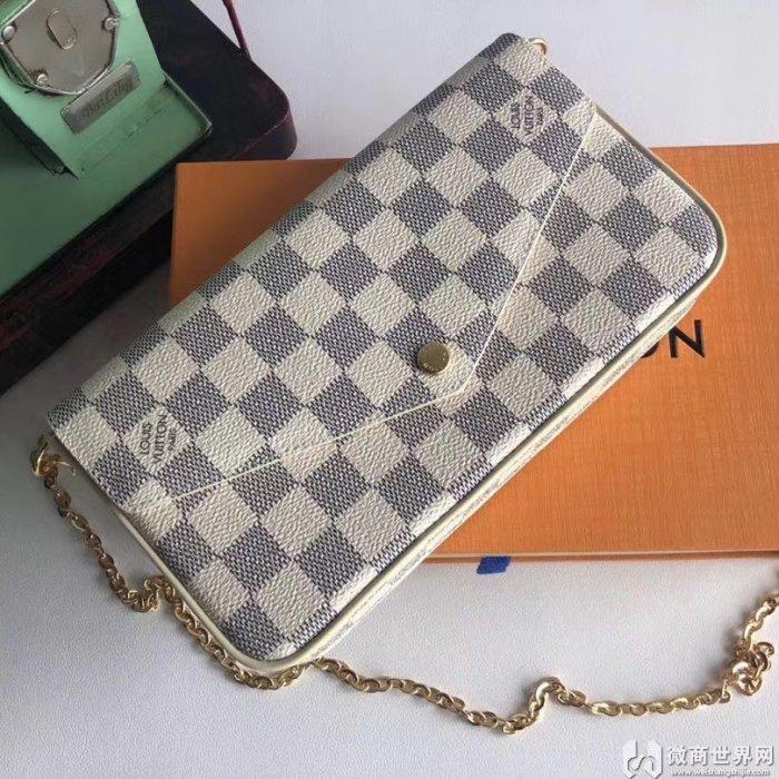 LV包包女士时尚奢侈品手袋,厂家直销顶级原单货