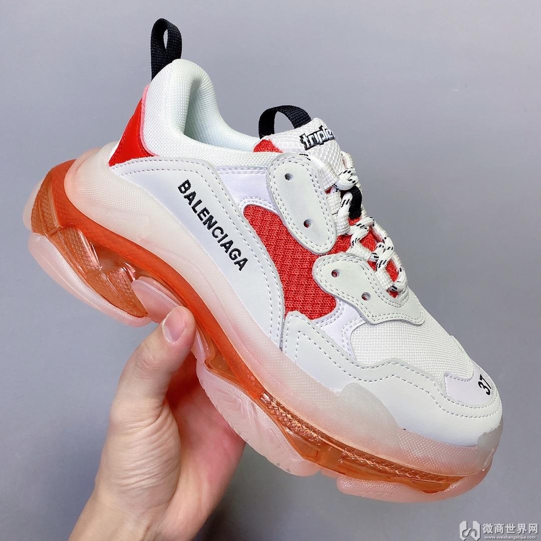 顶级原单运动鞋批发市场支持一件代发