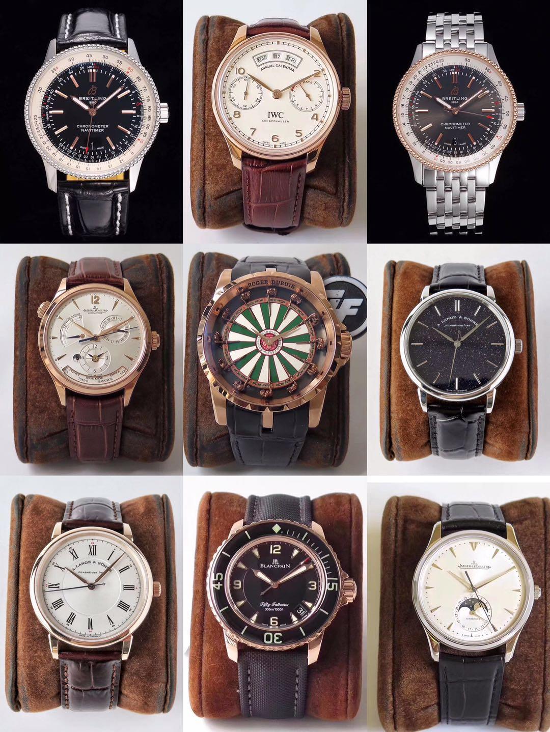 复刻各类级别精品手表、一件代发、货到付款