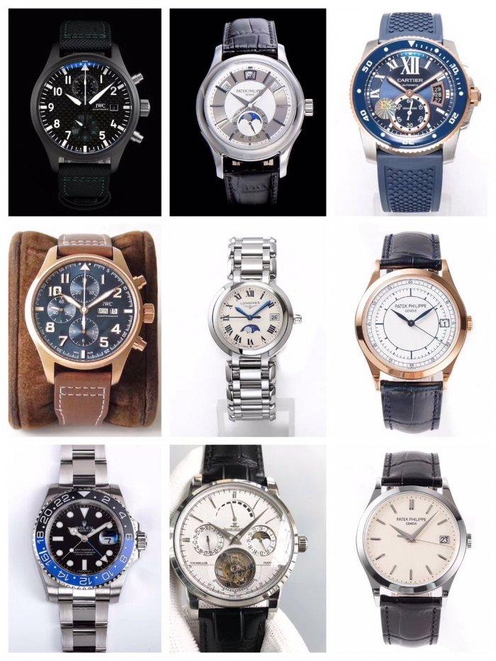 精品复刻一比一手表实力厂家代理、批发零售