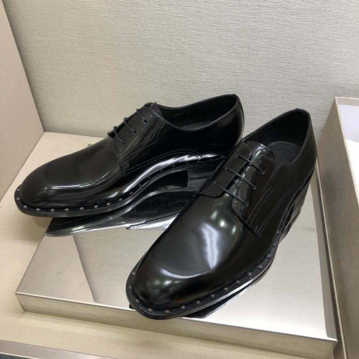 2020专柜新款 Jimmy choo吉米周时尚走秀皮鞋