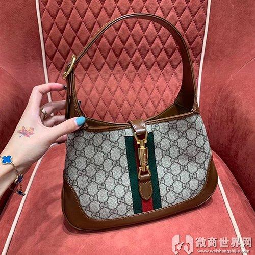 Gucci Jackie 1961系列小号手袋,原单专柜品质