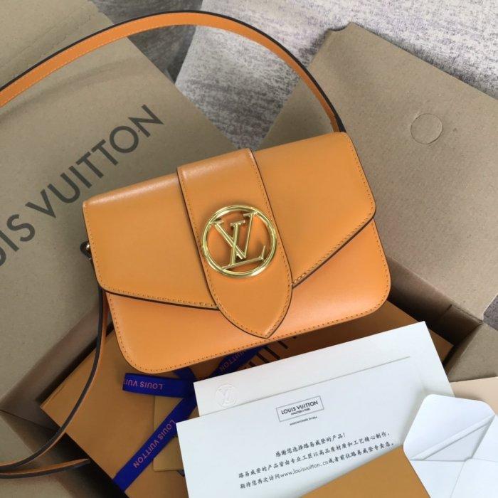 广州高档包包LV Pont9手袋工厂顶级原单货源一件代发