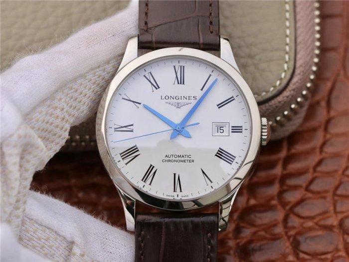 浪琴开创者系列复刻手表