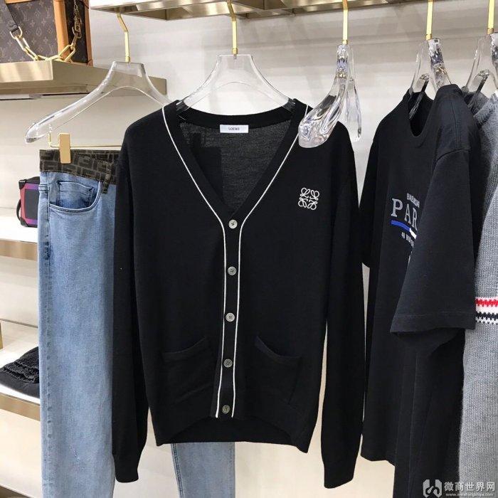 给大家讲述下广州站西A货潮牌男装几点拿货