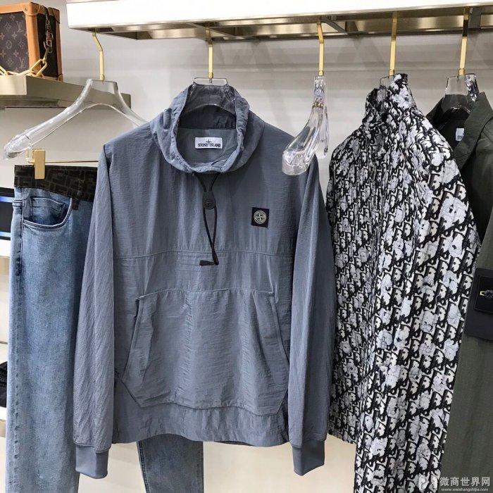 广州批发市场高端A货大牌男装一件拿货价