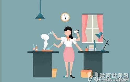 值得敬佩的90后宝妈做微商,家庭与事业兼顾