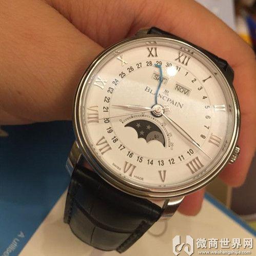 什么是月相手表 手表月相功能到底有什么用
